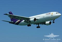 HS-TAP A300 THAI AIRWAYS (QFA744) Tags: thai airways a300 hstap