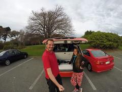 Photo de 14h -  Invervargill (Nouvelle-Zélande) - 04.05.2014