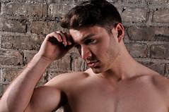 Joe (shoot 2) 053 (Violentz) Tags: shirtless portrait man male guy model skin body muscle muscular joe bodybuilding bodybuilder fitness physique patricklentzphotography