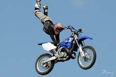 FREESTYLE - MOTO (daumy) Tags: sport freestyle extreme moto vol elan nord spectacle professionnel voltige pecquencourt