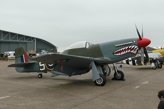 North American P-51 Mustang (Gareth Can't Fly) Tags: fighter north american ww2 mustang p51