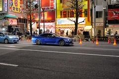 Nissan Skyline GT-R R34 (Araiguma Rascal) Tags: skyline tokyo nissan akihabara gtr r34