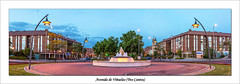 Avenida de Viñuelas I (Tres Cantos) (Soler Paco) Tags: panoramica tres 6d cantos pacosoler