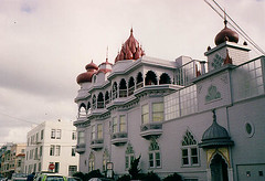 First Hindu temple in the United States (San Francisco, CA)