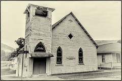 Mt. Hermon Presbyterian Church (Back Road Photography (Kevin W. Jerrell)) Tags: virginia faith churches oldbuildings historic christian presbyterian bigstonegap nikond60 wisecounty ruralphotography backroadphotography silverefexpro2