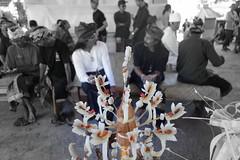 DSC03060 (Peripatete) Tags: bali music color nature children death dance ceremony funeral priest spirituality ubud cremation reincarnation ngaben elderlywoman