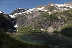 "Gunsight Lake • <a style=""font-size:0.8em;"" href=""http://www.flickr.com/photos/63501323@N07/27970524484/"" target=""_blank"">View on Flickr</a>"