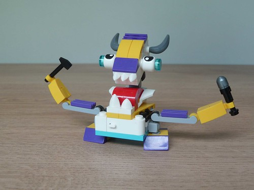 Flickriver Most Interesting Photos From Lego Mixels Pool