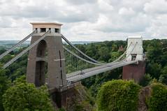 Clifton Suspension Bridge, Bristol (Trackside70) Tags: uk bridge england bristol suspension clifton nikond300s