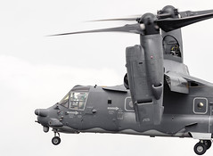 Osprey V22 (tobyjm) Tags: tattoo airplane bell outdoor aircraft military air royal aerial helicopter international vehicle blade boeing osprey vtol rotor fairford v22 riat 2016