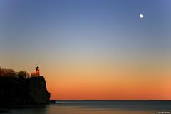 Split Rock Dusk (WOODSHED Revisited) Tags: twoharbors minnesota unitedstates us