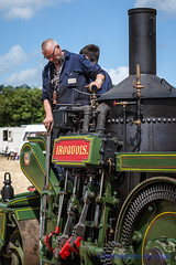 IMGL3578_Woodcote Rally 2016 (GRAHAM CHRIMES) Tags: show heritage classic vintage photography photos rally transport traction historic vehicles vehicle steamengine 1920 preservation steamfair iroquois touche steamrally tractionengine 2016 showground woodcote 8ton 8170 tractionenginerally steamenginerally shaydrive tandemroller wwwheritagephotoscouk woodcoterally2016 bf5418