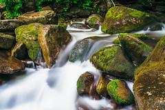 Mynatt Park Creek (Kurt Miller) Tags: longexposure water tn tennessee gatlinburg silky mynattpark