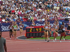 P1040675 (Commander Idham) Tags: muller anniversary games saturday 23 july 2016 team gb great britain rio athletics london olympic stadium 100m relay 3000m steeplechase long jump hurdles 110m
