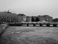 Stockholm, Sweden (_Horacio_) Tags: stockholm swede city river cars urban bridge