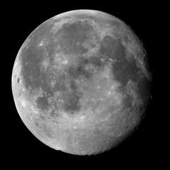 Wiejska penia (AstroBednar) Tags: astronomy astrophotography telescope magnification lense refractor sky watcher night solar system lunar full moon