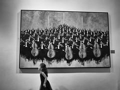 Orchestra on the wall (minus6 (tuan)) Tags: minus6 mts