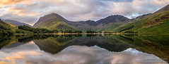 Buttermere Dawn (srhphoto) Tags: 2016 buttermere buttermerepines dawn fleetwithpike haystacks lake lakedistrict m43 microfourthirds panasonic panasonicdmcgx8 reflections england unitedkingdom gb