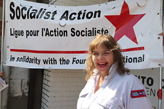 2016.08.09 - OFL joins CUPW to rally for fairness and a decent contract