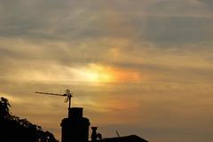 Sun dog detail (sjb_astro) Tags: sundog sun stokesley northyorkshire 55250mm 250mm canon600d handheld weather opticalphenomenon parhelion mocksun