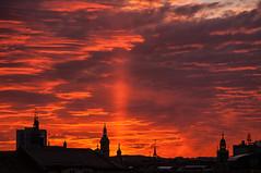 160811_SunriseGraz_031 (Rainer Spath) Tags: österreich austria autriche steiermark styria graz sonnenaufgang sunrise wolken clouds himmel sky