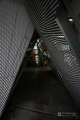 Passage of Nakamachi Terrace () (christinayan01) Tags: library architect building sanaa kazuyo sejima perspective chair interior tokyo