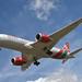 Kenya Airways Boeing 787-800 Dreamliner; 5Y-KZA@LHR;13.08.2016