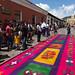 Davam um colorido especial para a cidade
