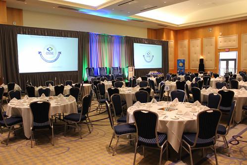 2015 OSSE Awards Gala Room