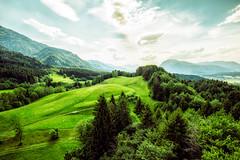 Carinthian Mountainscapes in Austria (DanielWaschnigPhotography) Tags: travel sky mountain mountains nature beautiful berg wonderful landscape austria österreich outdoor sommer great scene kärnten carinthia berge landschaft mountainscape klagenfurt blumenundpflanzen