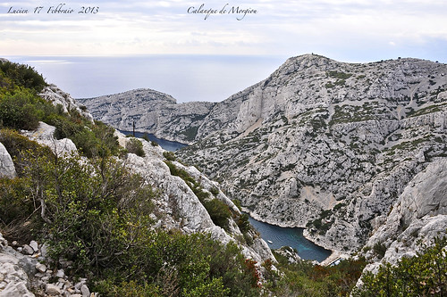 Calanque de Morgiou      Provence
