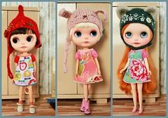 Raglan dresses