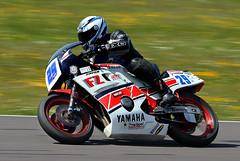 crmc1529  0001a (Phil Newell) Tags: classic bikes motorbike derek yamaha bikeracing motorracing cripps motorbikeracing fz600 crmc classicracingmotorcycleclub