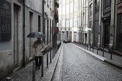 Porto 9 (gsamie) Tags: street city people portugal umbrella canon downtown porto oporto t3i 600d gsamie guillaumesamie