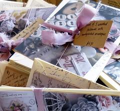 Vintage postcards (Mazzlo) Tags: pink macro vintage cards panasonic postcards bundles fz150 macromonday