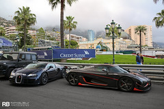 Bugatti Veyron Super Sport & Koenigsegg Agera RS (Raphal Belly Photography) Tags: blue orange black paris france cars car sport canon de french photography eos hotel automobile riviera noir photographie south ss super voiture casino montecarlo monaco bleu mc belly 7d 1200 carlo monte carbon raphael bugatti rs luxury nero rb supercar spotting nera eb koenigsegg w16 bleue supercars veyron noire raphal principality carbone ettore principaut 98000 agera