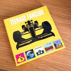 Bargain! (202/366) (garrettc) Tags: music cd teenagefanclub 365 366 oxford home