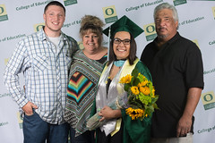 27856941676_f91d70dc3a_o (UOTeach) Tags: family friends portrait college oregon lights parents university diploma stage unitedstatesofamerica aaron group graduation ceremony eugene celebration uo backdrop lit graduate montoya coe uofo universityoforegon grads uoregon gather collegeofeducation commencment matthewknightarena uocoe coebackdrop