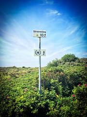 Today's destination - 26.07.2016 (wiedenmann.markus) Tags: happy dune sun fun 10 destaat summer nederland denhaag sign beach 365