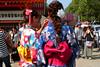 Sumiyoshi-matsuri, Sumiyoshi-taisha, Osaka (jtabn99) Tags: sumiyoshitaisha shrine jinja osaka japan nippon nihon sky bridge yukata 20160801 提灯 住吉大社 住吉祭 夏祭 大阪 日本 浴衣 反り橋