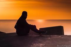 relax (danivalle76) Tags: longexposure paisajes 35mm puerto atardecer nikon playa colores barceloneta cielos atardeceres maritimo nikond3200 largaexposicion