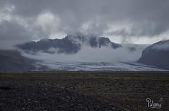 glaciar (palomaesains) Tags: glaciar nube hielo