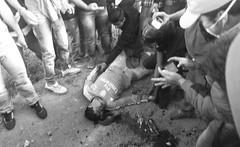 Muerto (Peridico ELDIARIO Boyac) Tags: paro camionero boyac muerto noticias duitama