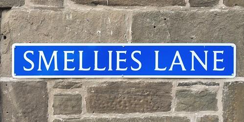 Smellies Lane