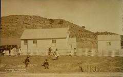 Methodist Church, Eldorado, Vic - very early 1900s (Aussie~mobs) Tags: building church vintage children australia victoria eldorado methodist