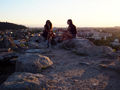 (Sonya Gencheva) Tags: plovdiv plovediv streetphotography hill summer sunset bulgaria city urban people candid travel