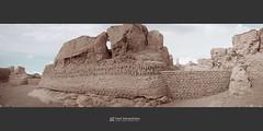 traveler : Mud Interpolation (tofu_minx) Tags: xinjiang china asia turpan jiaohe mud ruins unesco