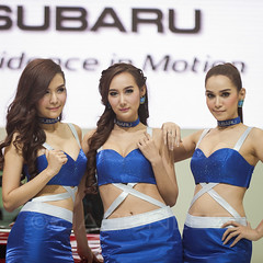 BIMS 2014 - 0134 (jasonlcs2008) Tags: 2014 thailand bangkok motorshow 35th international bangkokinternationalmotorshow impact challenger exhibition car cars motorcycle motorcycles automobile asian pretty pretties showgirl showgirls show girl girls woman women lady ladies beautiful nice thai people thaipretties hotties