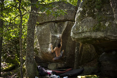 Rozas - Burgos (JorgedCPhotography) Tags: climb climbphotography canon colors climbing sandstone nature naturaleza burgos spain scape