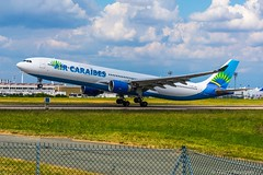 [ORY] Air Carabes Airbus A330-323 _ F-ORLY (thibou1) Tags: thierrybourgain ory lfpo orly spotting aircraft airplane nikon d7100 tamron sigma aircaraibes airbus airbusa330 a330 a330323 forly takeoff dcollage